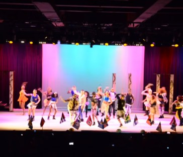 FIYAH Dancehall Theater (NYC)